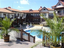 Pearl Apartments, Sozopol