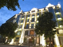 Grand Hotel London, Orasul Varna