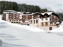 Hotel Stream Resort, Pamporovo