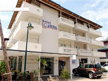 Hotel Ioanna, Pieria Olympic Beach