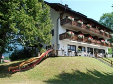 Hotel Pension Carossa, Abersee