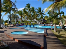 Mont Choisy Coral Azur Beach Resort, Mauritius All Locations