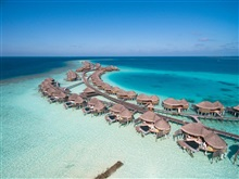 Constance Halaveli Resort, North Ari Atoll
