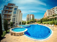 Crown Fort Club Apartments, Sveti Vlas