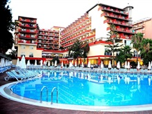 Hotel Holiday Park Resort, Alanya
