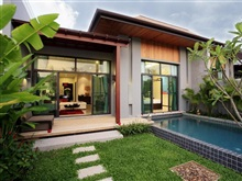Two Villas Holiday Oxygen Style Naiharn Beach, Phuket