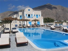 Hotel Blue Diamond Bay, Insula Santorini
