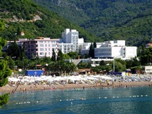 Hotel Montenegro Beach Resort, Budva