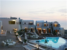 Hotel Dream Island, Fira