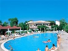 Hotel Mersin Beach Club, Long Beach