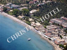 Christina Hotel, Messonghi