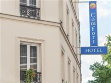 Comfort Hotel Nation Pere Lachaise, Paris