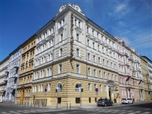 Alqush Downtown Hotel, Praga