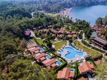 The Bay Beach Club Hotel, Fethiye