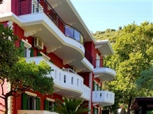 Oasis Exclusive Apartments, Statiunea Parga