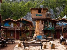 Kadir S Tree Houses, Olympos