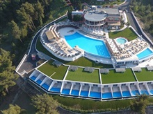 Alia Palace Luxury Hotel And Villas (Adults Only), Kassandra Pefkohori