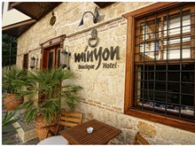 Minyon Boutique Hotel, Antalya