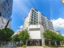 Parc Sovereign Hotel – Albert St, Singapore