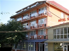 Hotel Sirius, Eforie Nord