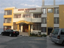 Hotel Acapulco, Eforie Nord