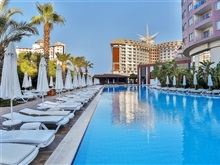 Hotel Saturn Palace Resort, Lara Antalya