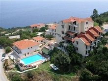 Hotel Oceanis Apartments, Poros Island