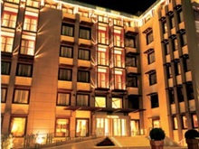 Hotel Les Lazaristes Domotel, Stavroupoli