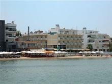 Hotel Goldenstar, Perea