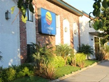 Comfort Inn Near Old Town Pasadena, Los Angeles Ca