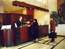 Hotel Grand Mercure Alfa, Luxemburg