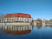 Harta Turistica Cu Hoteluri Landshut Bavaria Germania