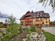 Aplend Kukucka Mountain Hotel And Residences, Tatranska Lomnica