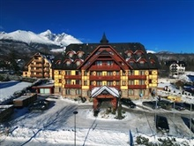 Family Apartments In Mountain Hotel, Tatranska Lomnica