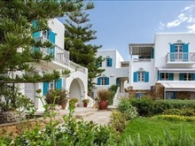 Byzantio Beach Suites Wellness, Tinos