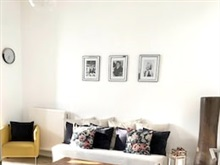 Apartment With One Bedroom In Saint Gilles With Wonderful City View Furnished Balcony And Wifi, Bruxelles