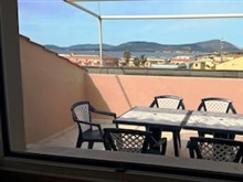 Apartment With 3 Bedrooms In Alghero With Wonderful Sea View Furnished Terrace And Wifi 50 M Fro, Alghero