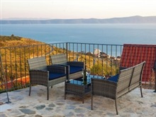 Villa With 3 Bedrooms In Podgora With Wonderful Sea View Private Pool Enclosed Garden, Podgora