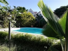 Villa With 3 Bedrooms In Blue Bay With Private Pool Enclosed Garden, Mauritius