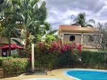 House With 4 Bedrooms In Flic En Flac With Pool Access Enclosed Garden And Wifi 100 M From The B, Flic En Flac