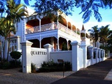 Quarters On Florida, Durban