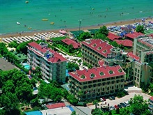 Seher Sun Beach Hotel, Side