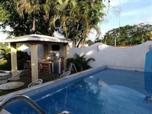 Apartment With 2 Bedrooms In Boca Chica With Pool Access Furnished Terrace And Wifi 600 M From T, Boca Chica