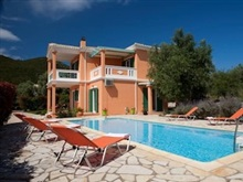 Villa With 3 Bedrooms In Lefkada With Private Pool And Enclosed Garden 2 Km From The Beach, Lefkada All Locations
