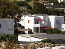 Pensiones Vrissi, Mykonos All Locations