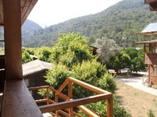 Turkmen Tree Houses, Olympos