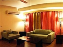 Hotel Justa The Residence Panshcheel Park, New Delhi
