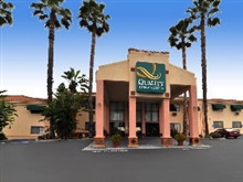 Quality Inn Suites Walnut, Los Angeles Ca