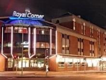 Best Western Hotel Royal Corner, Vaxjo