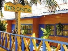 Tres Casitas Welcome, San Andres Island